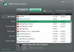 IObit Uninstaller Screenshot