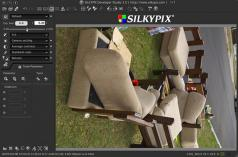 SILKYPIX Developer Studio Screenshot