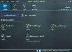 Synei System Utilities Screenshot