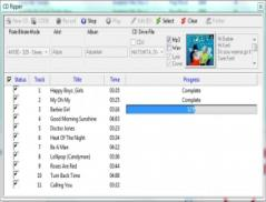 Zortam Mp3 Player Screenshot