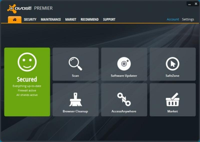 avast premier download for windows 10