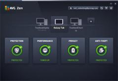 AVG Protection Pro Screenshot