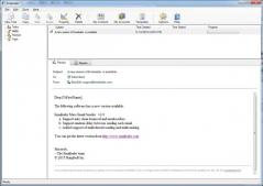 Emailsaler Screenshot