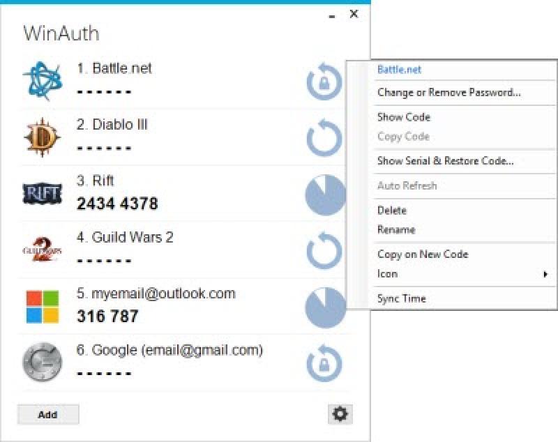WinAuth 3 5 1 Download