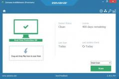 Zemana AntiMalware Premium Screenshot