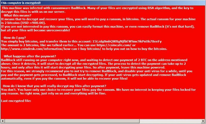 Avast Decryption Tool for Legion Ransomware Screenshots