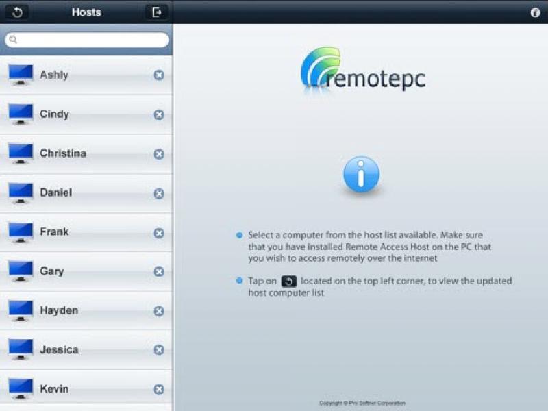 Download RemotePC exe free - RemotePC
