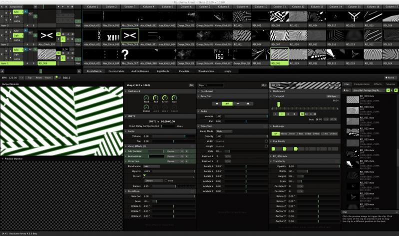 Download Resolume Arena 7 Full Crack (WIN/MAC) - CoDownload