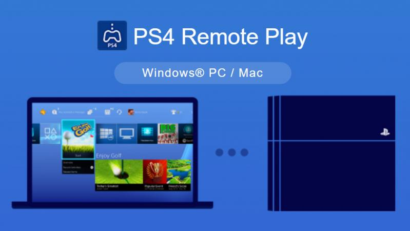 PS4 Remote Play 2 8 0 3014 Download