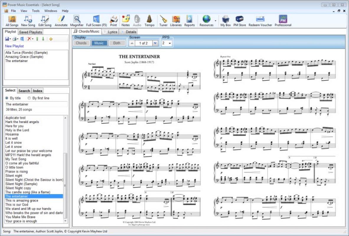 Power Music Essentials 5 1 1 2 Download - FileCluster
