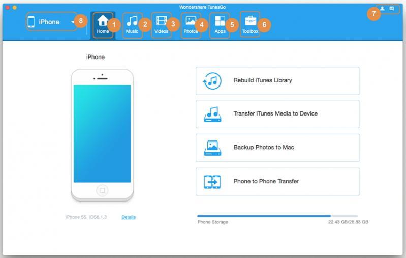 Download mac-tunesgo_full2711 dmg free - Wondershare TunesGo