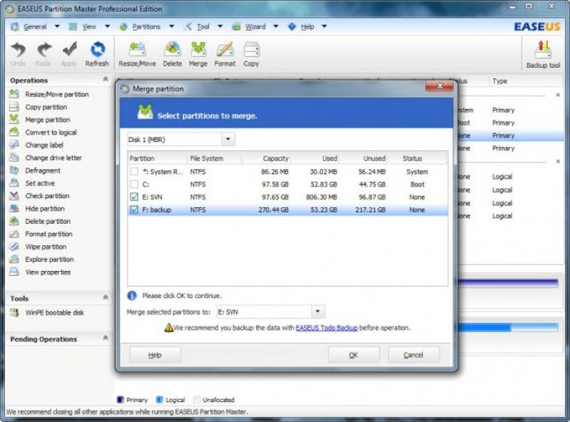 easeus partition master download windows 10