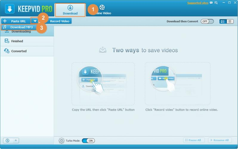 keepvid software free download for windows 7