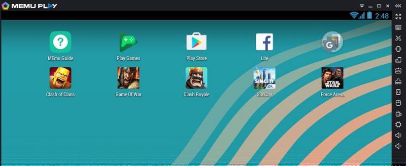 memu app player best settings