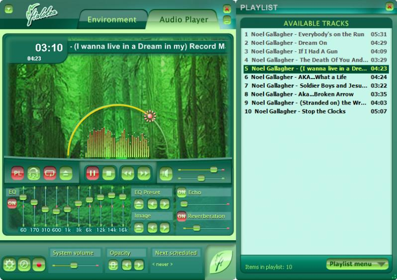 Halotea Free screenshot