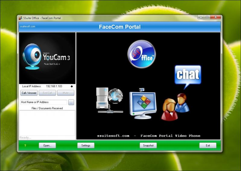 Creator Of Instant Message : Ssuite facecom portal download filecluster