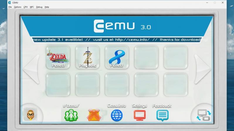 Cemu Wii U Emulator 1 22 6 Free Download 2021 Latest