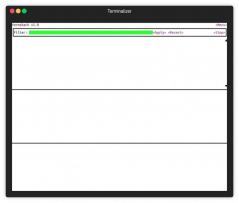 Termshark Screenshot