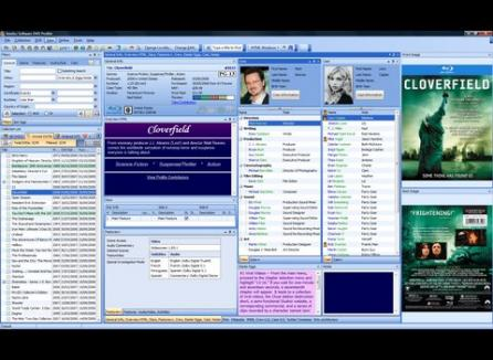 DVD Profiler Screenshot