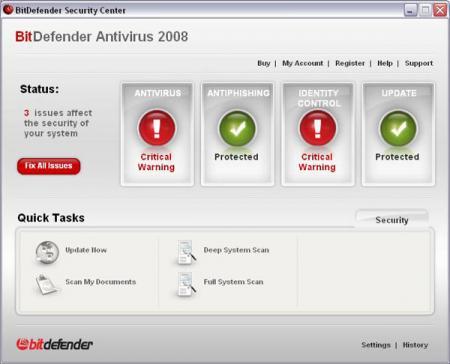 Bitdefender Antivirus Plus 2020 Screenshots - BytesIn