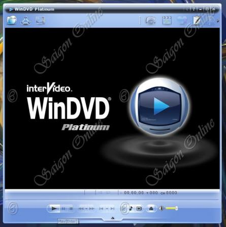 Corel WinDVD Pro Screenshot