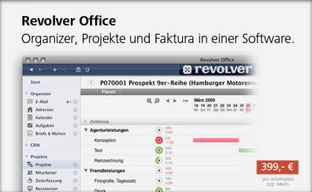 Revolver Office Screenshot