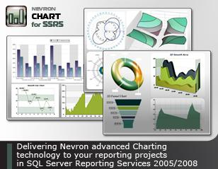Nevron Chart for SSRS Screenshot