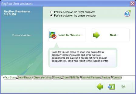 Download reanimator.zip free - RegRun Reanimator