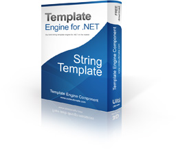 Template Engine .NET CS VB ASP.NET Screenshot