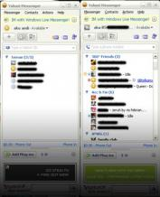 YMulti Messenger (formerly Y! Multi Messenger) Screenshot