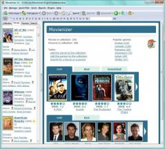 Movienizer Portable Screenshot