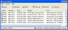 ForwardMail Screenshot