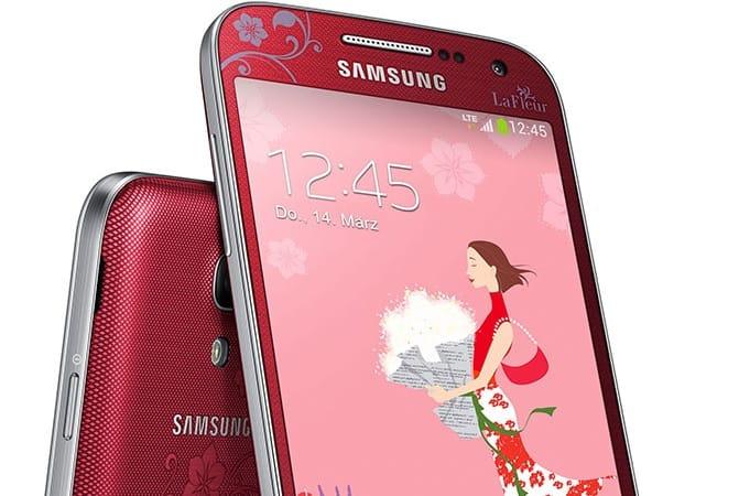 Introducing Samsung Galaxy S4 Mini La Fleur