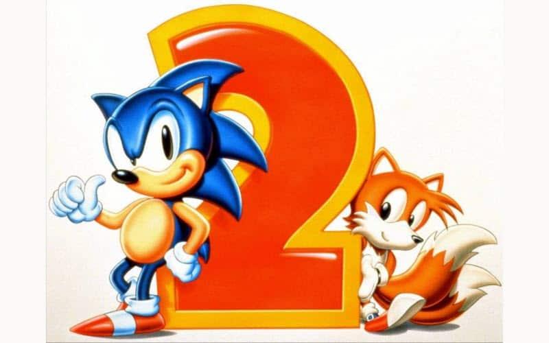 Sonic Hedgehog 2