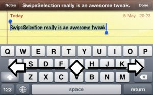 Swipe-Selection-Cydia-Tweak