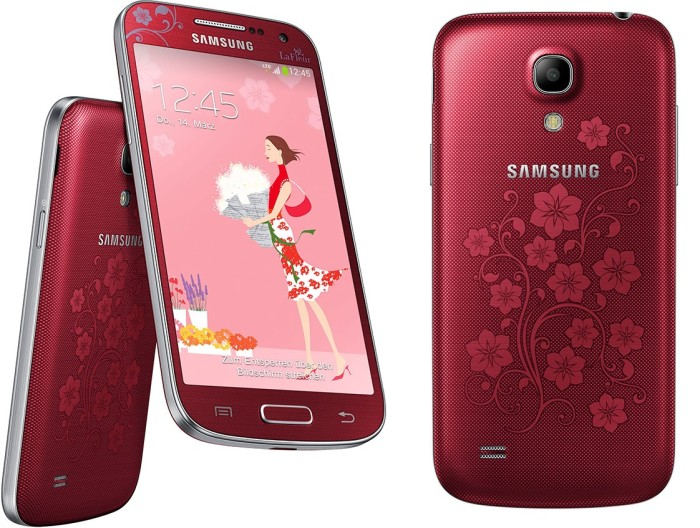 Introducing Samsung Galaxy S4 Mini La Fleur