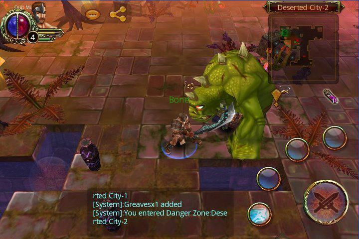 Top 5 Free MMORPGs for Android