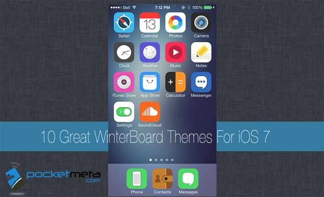 10 Great Winterboard Themes For Ios 7 Jailbreak