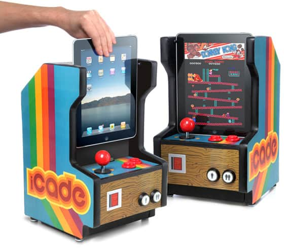 How To: Turn Your iPad Into A Mini Arcade