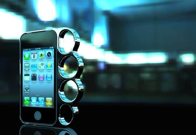 how to turn your iphone into a android