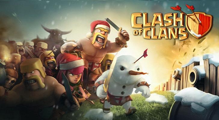 clash of clans pc ios