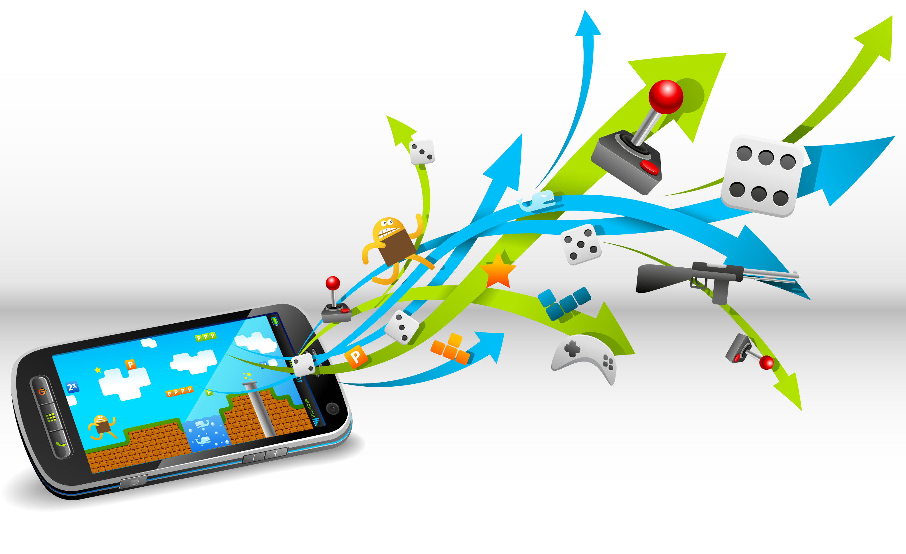 Consumer Spending On Mobile Game Apps Tripled In 2013