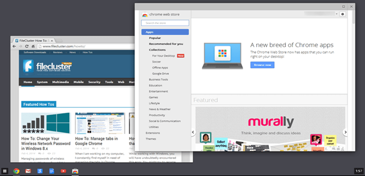 How To: Launch Chrome as a Metro App in Windows 8 x