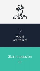 crowdpilot start session