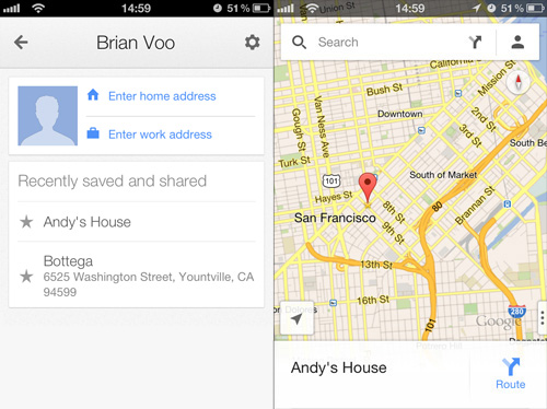 How To: Rename Google Map Favorites On iOS & Android Save Google Map Android on google chrome browser android, baidu maps android, onedrive android, google calendar app for windows 8, downloadable maps for android, ical android, google marketplace android, google groups android, total commander android, google map san francisco bay, google search bar android, chromebook android, google map example, social networking apps android, google talk android, google voice android, windows media player android, google analytics android, google notes android, google bookmarks android,