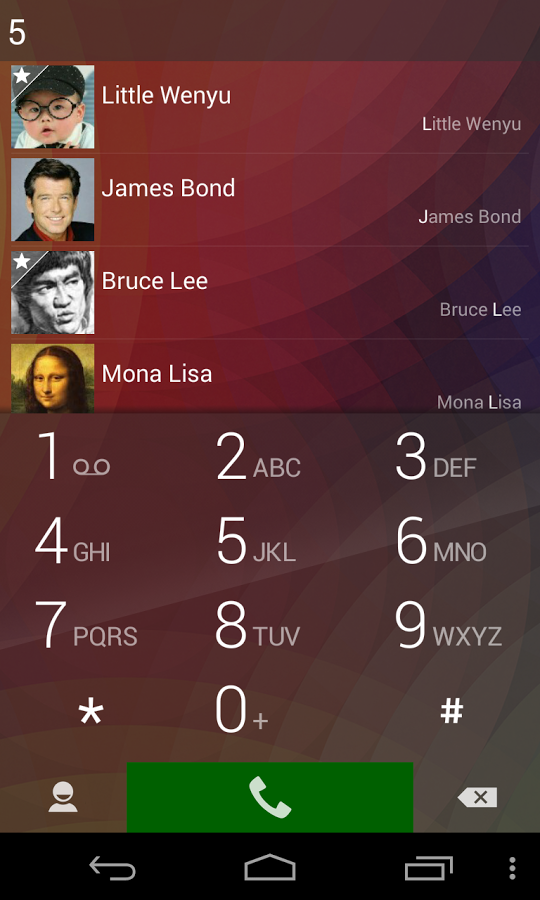 5 Apps to Replace your Address Book and Dialer for Android