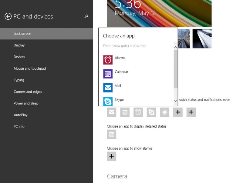 Lock Screen Disable App Notifications