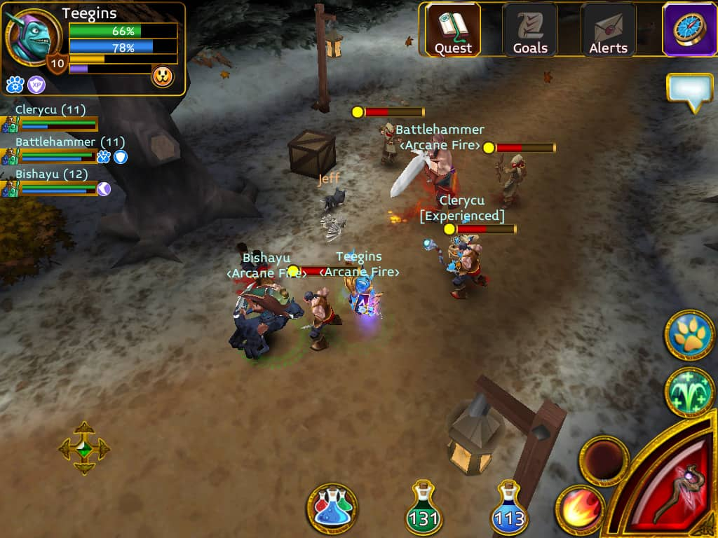 Top 5 Free Mmorpgs For Ios