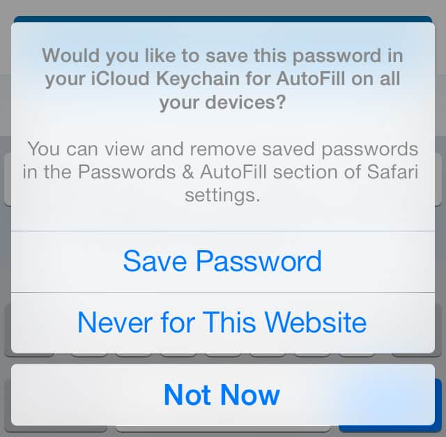 how to set up icloud keychain
