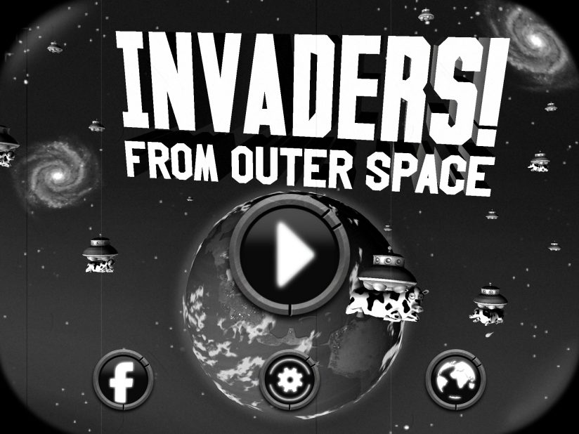 invasion from outer space essay From the beginning we were prepared, we knew just what to do, for hadn't we  seen it all a hundred times—the good people of the town going.